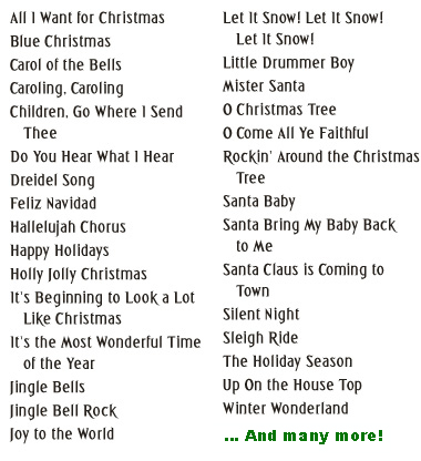 Best old christmas songs